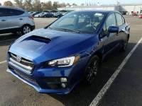 2015 Subaru WRX AWD Limited 4dr Sedan 6M