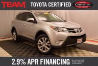 Certified Used 2013 Toyota RAV4 Limited for sale in Lawrenceville, NJ