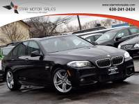 2011 BMW 5 Series AWD 550i xDrive 4dr Sedan