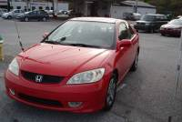 2004 Honda Civic EX 2dr Coupe w/Side Airbags