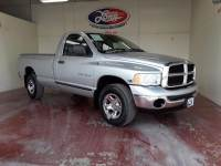 2005 Dodge Ram Pickup 1500 ST Long Bed 4WD