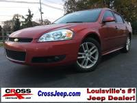 PRE-OWNED 2014 CHEVROLET IMPALA LIMITED LTZ FWD 4D SEDAN