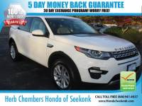 Used 2016 Land Rover Discovery Sport HSE AWD w/ Navigation SUV in Seekonk, MA