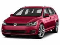 2015 Volkswagen Golf SportWagen TDI S 4-Door Wagon