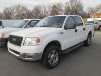 Used 2005 Ford F-150 SuperCrew Truck SuperCrew Cab in Louisville