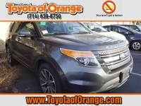 2015 Ford Explorer XLT SUV Front-wheel Drive