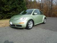 2010 Volkswagen New Beetle PZEV 2dr Coupe 6A