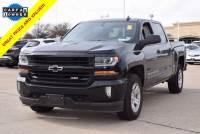 2017 Chevrolet Silverado 1500 LT w/Navigation/Z71 Truck Crew Cab