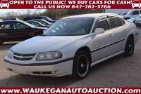 2003 Chevrolet Impala LS 4dr Sedan