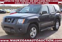 2007 Nissan Xterra S 4dr SUV 4WD (4L V6 5A)