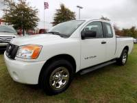 New 2014 Nissan Titan 2WD King Cab SWB S Extended Cab Pickup in Clarksville, TN