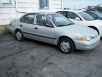 2001 Chevrolet Prizm 4dr Sedan