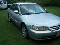 2002 Honda Accord SE 4dr Sedan