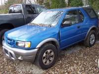2001 Isuzu Rodeo Sport 2dr V6 SUV w/ Soft Top