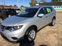 2016 Nissan Rogue S 4dr Crossover