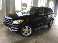 Certified Pre-Owned 2015 Mercedes-Benz M-Class ML 350 SUV in Columbus, GA