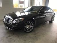 Certified Pre-Owned 2015 Mercedes-Benz S-Class S 550 Sedan in Columbus, GA