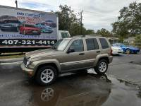 2007 Jeep Liberty Limited 4dr SUV