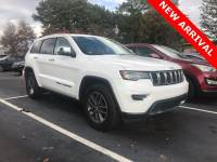 Used 2017 Jeep Grand Cherokee Limited Luxury II Package in Atlanta