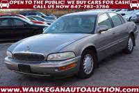 2000 Buick Park Avenue 4dr Sedan