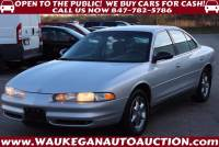 2001 Oldsmobile Intrigue GX 4dr Sedan