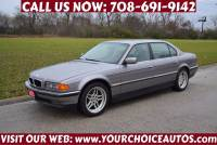 1999 BMW 7 Series 740iL 4dr Sedan