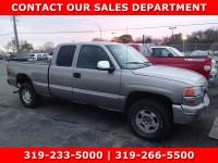Used 2000 GMC New Sierra 1500 SLE Ext Cab 143.5 WB 4WD SLE for Sale in Waterloo IA