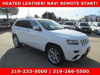 Used 2014 Jeep Grand Cherokee Summit 4WD Summit for Sale in Waterloo IA