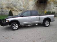 2005 Dodge Ram Pickup 1500 4dr Laramie 4WD Quad Cab SB