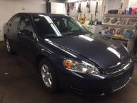 2008 Chevrolet Impala LT 4dr Sedan w/ roof rail curtain delete