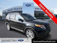Used 2015 Ford Explorer XLT SUV For Sale in Duluth