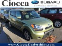 2010 Kia Soul + Hatchback in Allentown