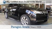 Certified Pre-Owned 2015 Acura MDX SH-AWD with Advance and Entertainment Packages