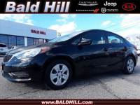 Certified Used 2015 Kia Forte LX FWD Sedan in Warwick