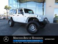 Pre-Owned 2013 Jeep Wrangler Unlimited Rubicon Four Wheel Drive