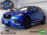 2017 Jaguar F-Pace First Edition
