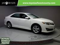Certified Pre-Owned 2014 TOYOTA Camry SE Front Wheel Drive Sedan
