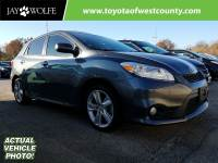 Pre-Owned 2012 TOYOTA MATRIX 5DR WGN AUTO S FWD Front Wheel Drive 5 Door Wagon