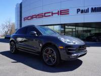 Pre-Owned 2017 Porsche Macan Turbo With Navigation & AWD
