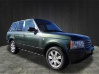 Pre-Owned 2008 Land Rover Range Rover HSE With Navigation & 4WD