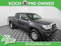Pre-Owned 2011 Toyota Tacoma TRD Off-Road 4D Double Cab 4WD