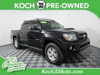 Pre-Owned 2011 Toyota Tacoma TRD SPORT 4D Double Cab 4WD