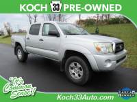Pre-Owned 2006 Toyota Tacoma TRD OFF ROAD 4D Double Cab 4WD