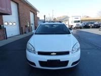 2012 Chevrolet Impala Police 4dr Sedan w/3FL