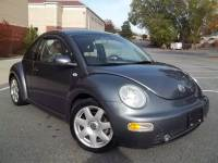 2002 Volkswagen New Beetle 2dr GLX 1.8T Turbo Coupe