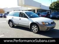 2005 Subaru Legacy Wagon Outback