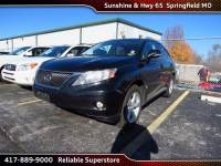 2010 LEXUS RX 350 SUV AWD For Sale in Springfield Missouri