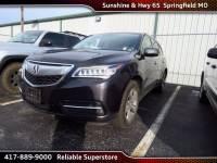 2014 Acura MDX 3.5L SUV AWD For Sale in Springfield Missouri