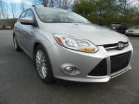 2012 Ford Focus SEL 4dr Hatchback