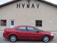 2002 Chrysler Sebring LXi 4dr Sedan